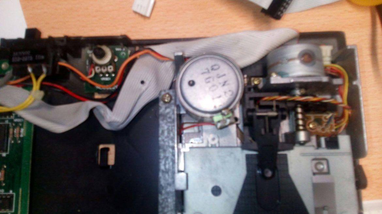 Reparación Amstrad CPC 6128