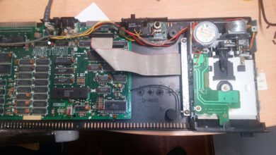 Photo of Disc Missing – Reparación Amstrad CPC 6128