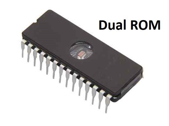 Como instalar ROM Dual AMSDOS / PARADOS en Amstrad CPC 6128 1