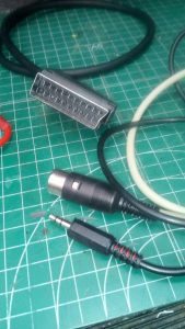 MP-1 adaptado a Euroconector 4