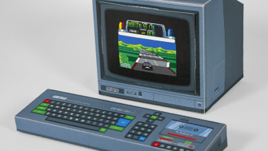 Photo of Amstrad CPC Papercraft