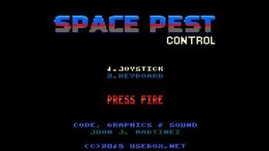 Photo of Space Pest Control Gameplay [ Jgonza ]