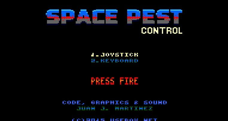 Photo of Space Pest Control Gameplay [Jgonza]