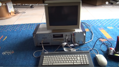 Photo of My Schneider CPC – a very personal computer