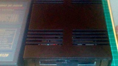 Photo of Caja para Disquetera Externa 3″ (Original Amstrad)