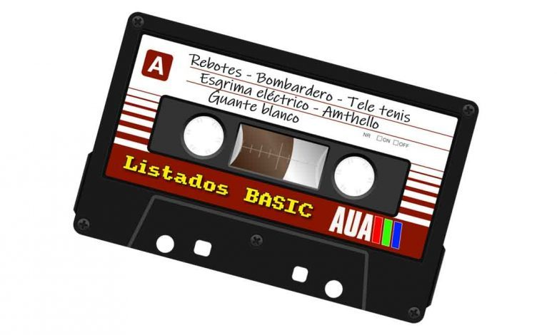Photo of 6 Listados BASIC – Una tarde de tecleo en tu Amstrad CPC
