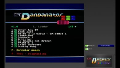 Photo of CPC Dandanator v1.3