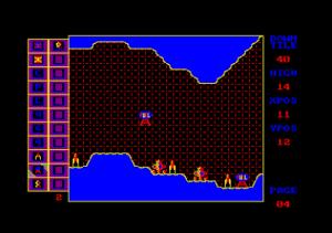 Scramble, nuevo juego homebrew para CPC 2