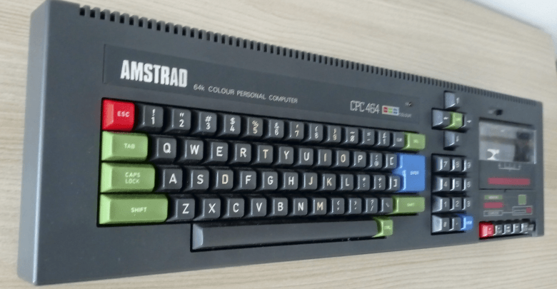 Photo of Restauración Amstrad CPC 464
