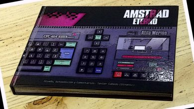 Photo of Libro Amstrad Eterno, Breve reseña