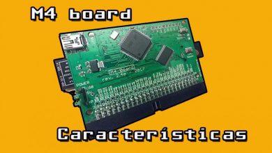 Características de la M4 Board ¿Todavía no la conoces? 16