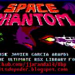 SPACE PHANTOM , no creerás que está hecho en Basic