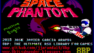 Photo of SPACE PHANTOM , no creerás que está hecho en Basic