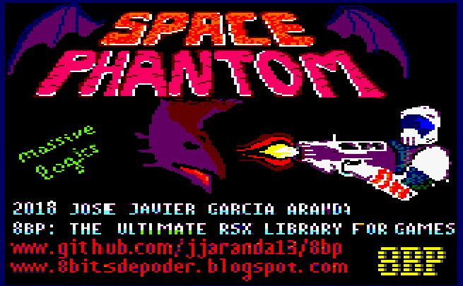 Space Phantom, no creerás que está hecho en Basic 36