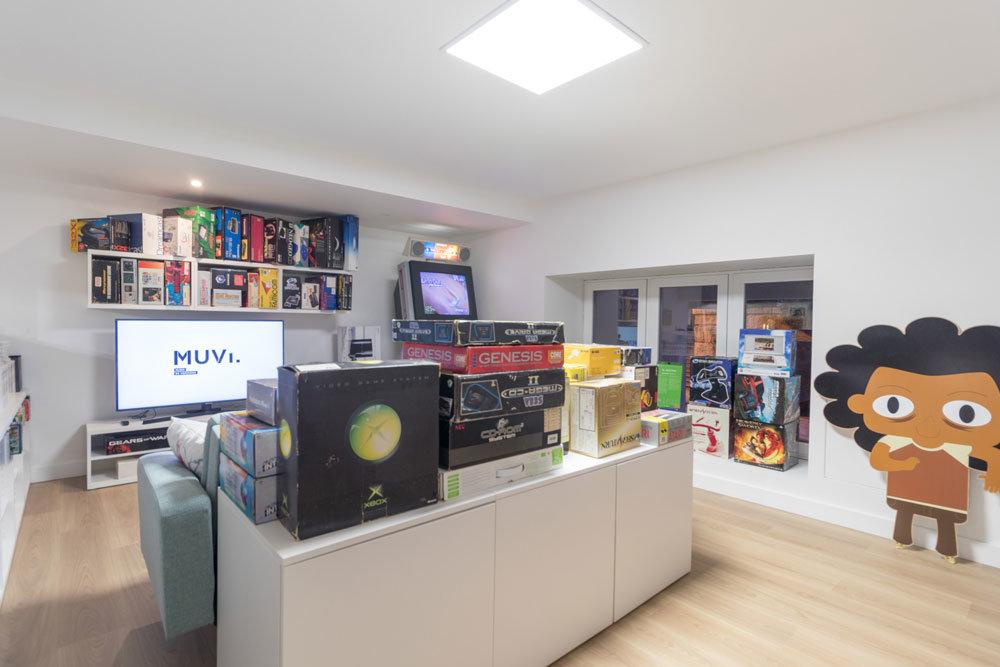 MUVI: museo del videojuego 2