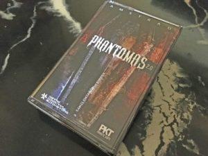 Edición en cinta de Phantomas 2.0
