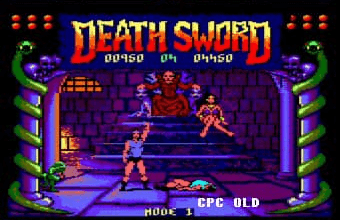 Photo of Death Sword 128K+