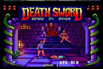 Death Sword 128K+ 1