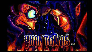Photo of Phantomas 2.0 para Amstrad CPC