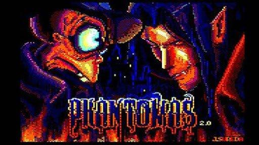 Photo of Phantomas 2.0 para Amstrad CPC
