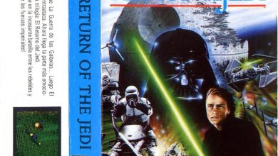 Photo of El Retorno del Jedi – Amstrad CPC Longplay