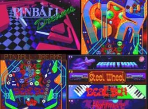 Photo of Pinball Dreams Amstrad CPC (Teaser)