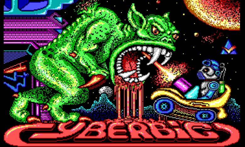 Cyberbig - Cargador para M4 Board 1