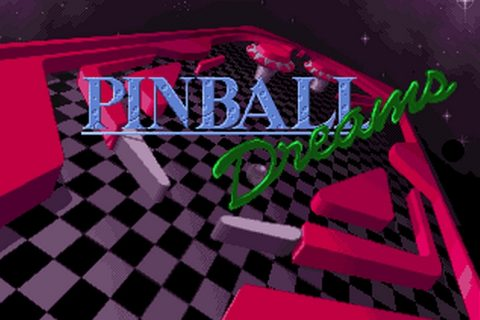 Pinball Dreams Amstrad CPC (Teaser)