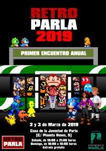 Retro Parla 2019