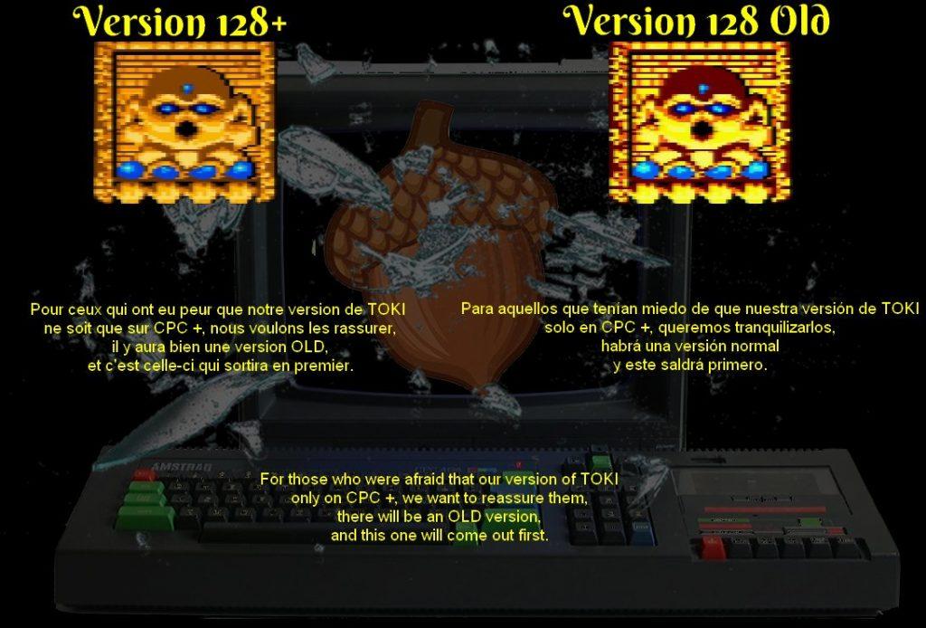 Demo de la conversión de Toki para otoño 2