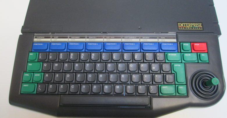 R-Type, de CPC a Enterprise 128 1