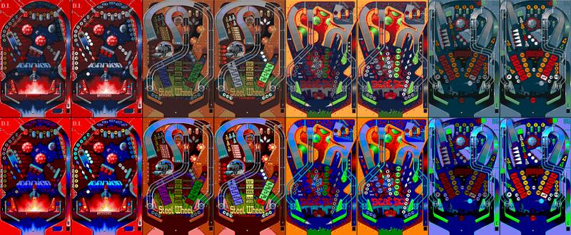 Pinball Dreams Amstrad CPC (Teaser) 2