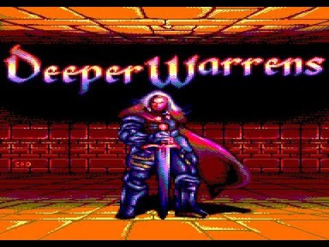 Deeper Warrens - Gameplay 1