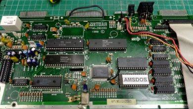 Photo of Reparación AMSTRAD CPC 6128 V3 (Cuadro Gris)