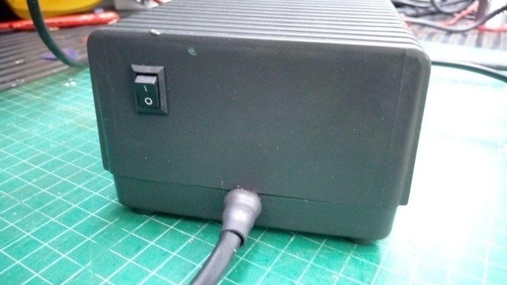 ZX Spectrum+3, reparación de la fuente alimentación 3