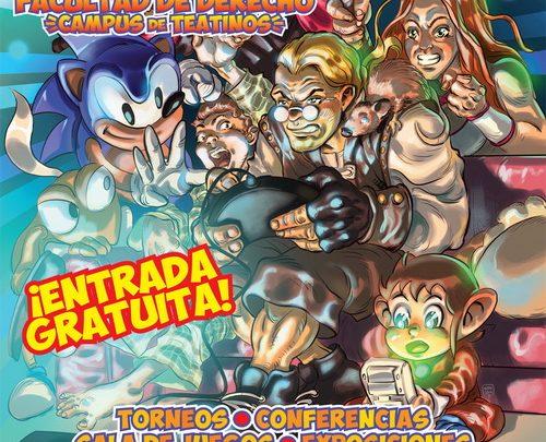 RetroPixel Málaga 2019 1