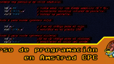 Photo of Curso Programación Amstrad CPC: Introducción