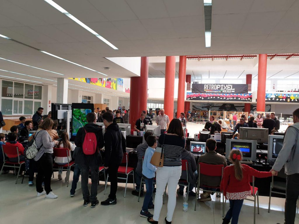 RetroPixel Málaga 2019 65