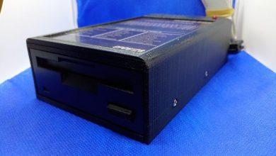 """Photo of Caja para disquetera de 3"""" impresión 3D"""