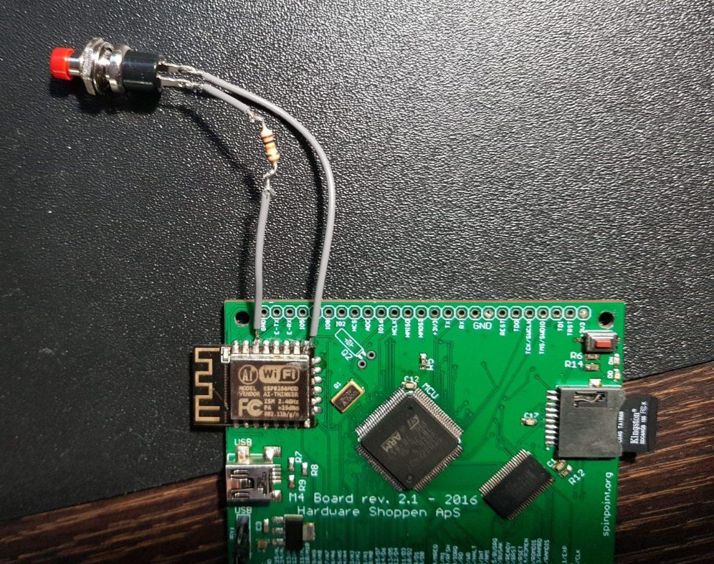 M4 Board - Hack Menu y Cómo añadir el botón físico 7