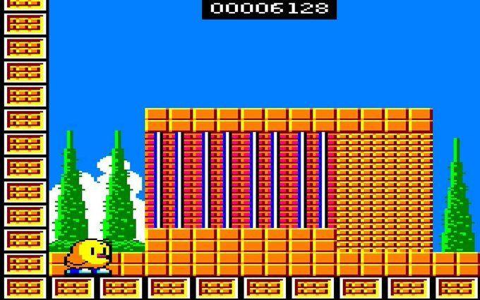 NewZealand Story [Remake] Amstrad CPC+ 2