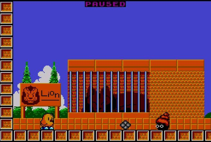 NewZealand Story [Remake] Amstrad CPC+ 4