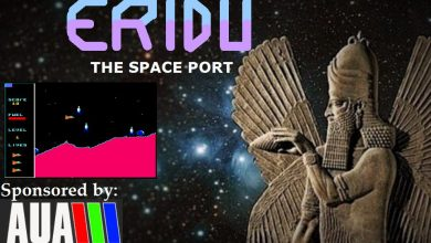 ERIDU: the space port, lo nuevo de 8 bits de poder 49