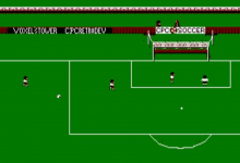 Photo of CPC Soccer, el Sensible Soccer para Amstrad CPC