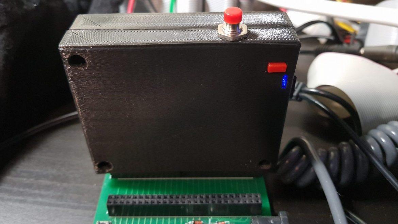 M4 Board y el Hack Menu, cómo añadir el botón físico 142