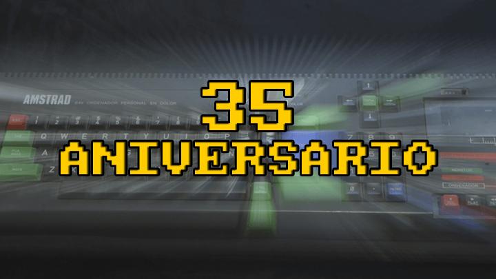 Feliz cumpleaños Amstrad CPC 464 1