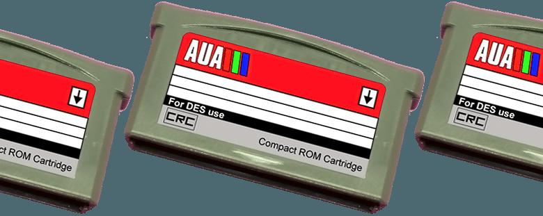 Compact Rom Cartridge para DES 18