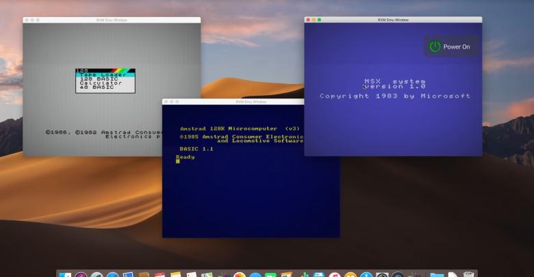 Photo of Retro Virtual Machine 2.0 [RVM] «No solo emular es importante»