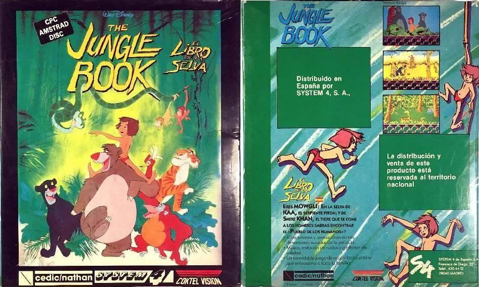El libro de la selva - gameplay [ Jgonza ] 3