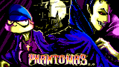 Pokes para Phantomas 2.0 - Vidas Infinitas 96